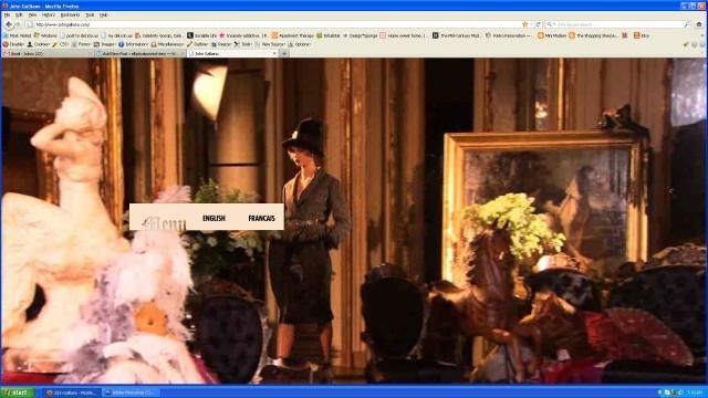 Galliano - intro screen
