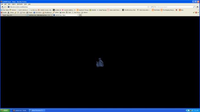 Lanvin loading screen