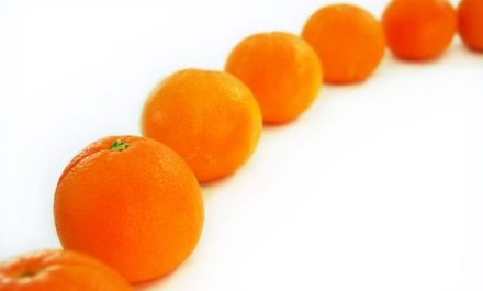 There's more than one way to peel an orange